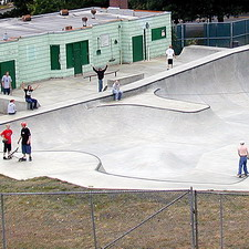 Scateparks In Oregon Best Biggest And Indoor Skatepark In